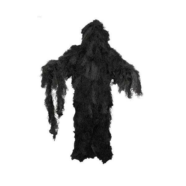 Костюм маскувальний (Ghillie Suit) night-camo MFH