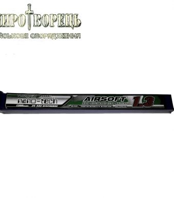 АКБ Turnigy LiPo 7.4v 1300mAh 25-50C