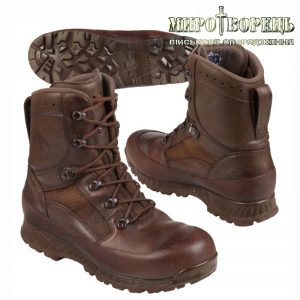 Берці Haix Combat High Liability Brown Британія б/в