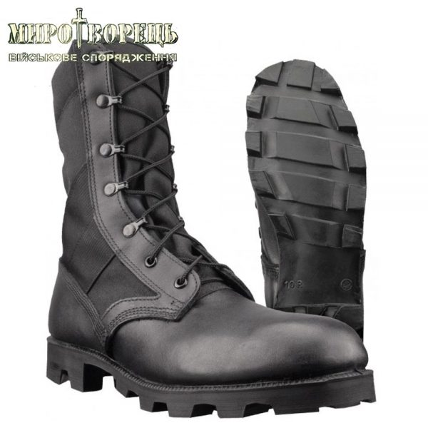 Берці Jungle USA (Welco) Black