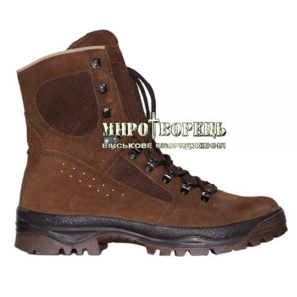 Берці Meindl Boots Desert Combat High Liability Male б/в