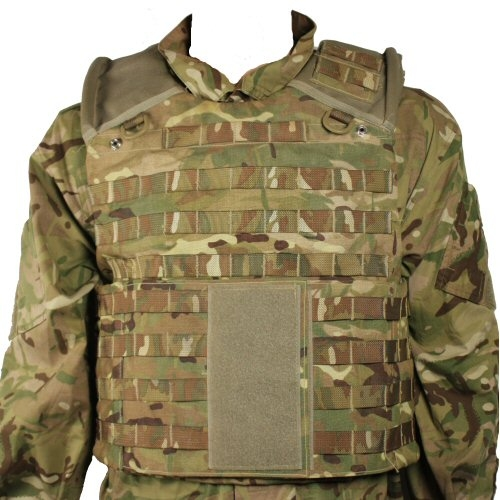 Бронежилет OSPREY MK IV Британської армії MTP, MOLLE Б/В