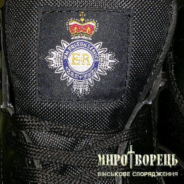 Черевики Британьскої поліції (високі)