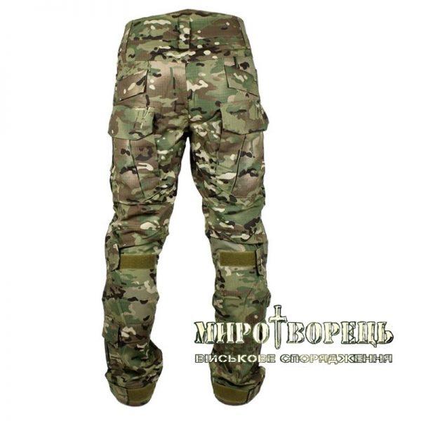 Тактичні штани Emerson CP-style Gen.2 Rip-stop, Multicam