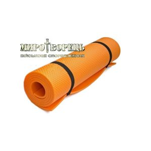 Килимок Fitness помаранчевий 5мм