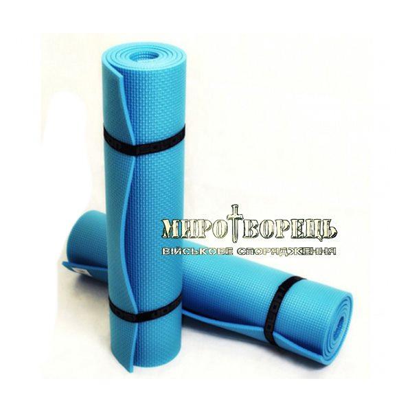 Килимок Fitness синій 5мм