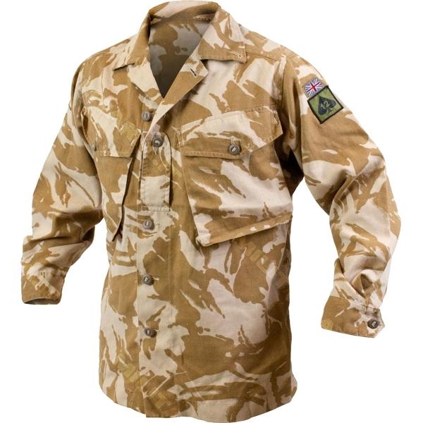 Комплект форми Desert DPM НАТО Британія Б/В