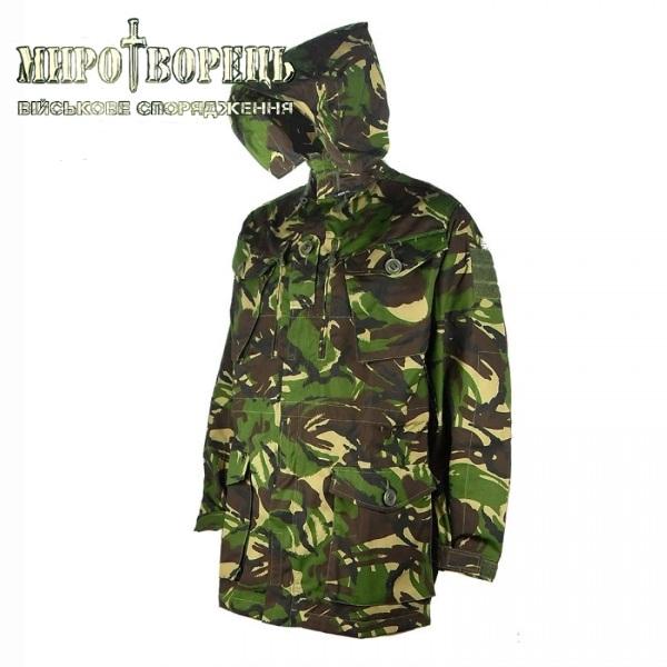 Куртка DPM без капюшона Британія б/в