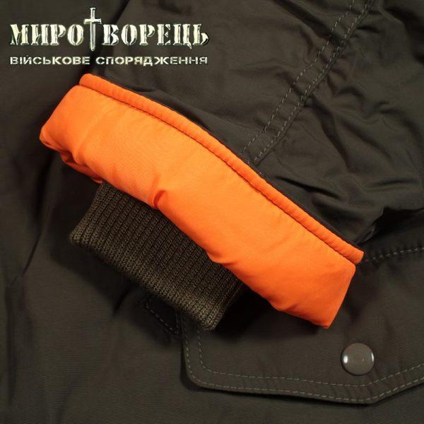 Куртка зимова CHAMELEON Аляска N-3B Olive