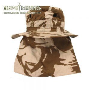 Панама Hat Combat Desert, DP Британія
