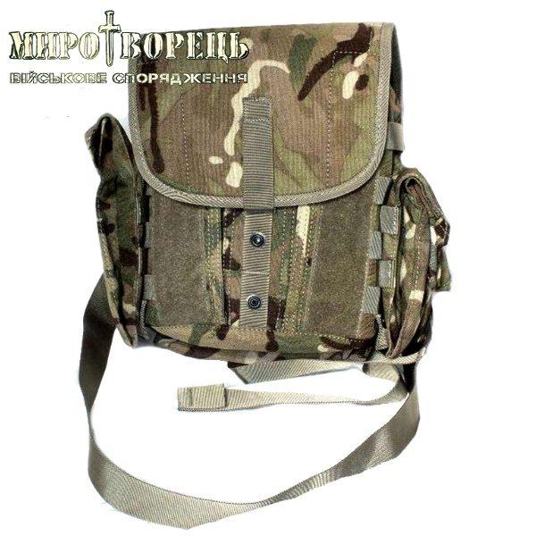 Протигазова сумка армії Великобританії MTP б/в