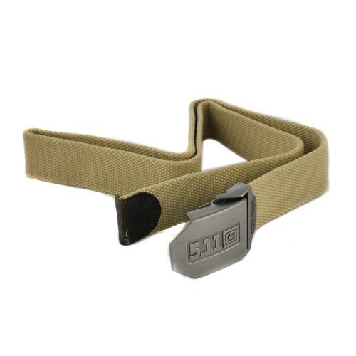 Ремінь тактичний 5.11 з металевою пряжкою, койот