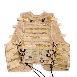 Розвантажувальний жилет Vest Tactical Load Carrying Desert DPM Б/В