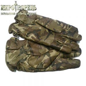 Рукавиці шкіряні MK II Combat Glove MTP (Британія) б/в