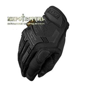 Рукавиці тактичні Mechanix Covert M-PACT Black