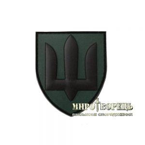 """Шеврон """"Нарукавний знак інженерних військ та зв'язку ЗCУ"""" ПВХ"""
