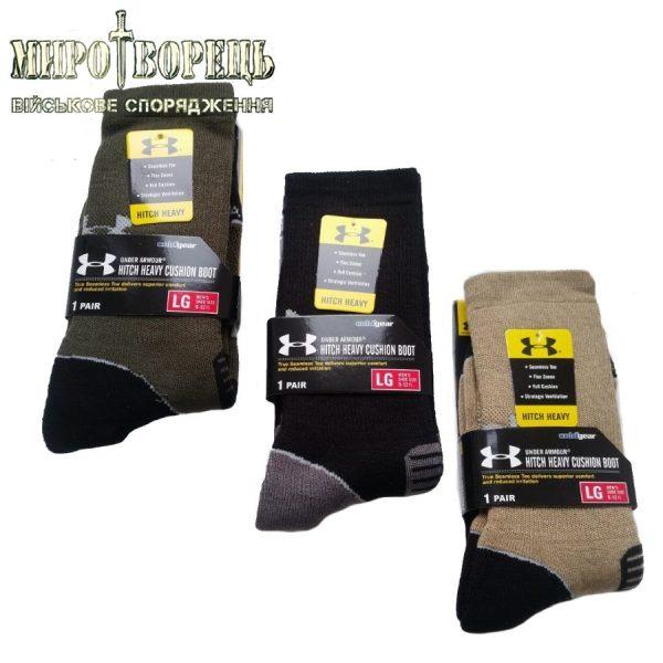 Шкарпетки трекінгові Under Armour 40-45 (Level-1)