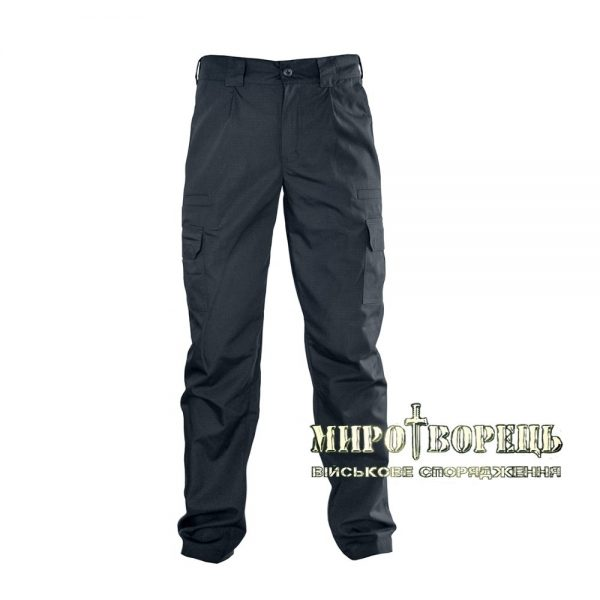 Штани Оператор Tactical Pants Rip-stop, black