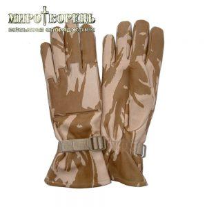 Тактичні рукавиці DDPM зі шкіри Combat Warm Weather (Британія)