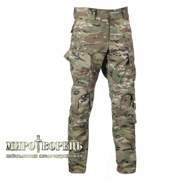 Штани Tactical Pants Rip-stop, Multicam