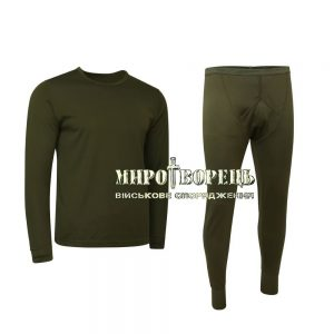 Термобілизна Thermal Underwear Olive Green (PCS) Британія