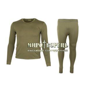 Термобілизна Thermal Underwear Light Olive (PCS) Британія