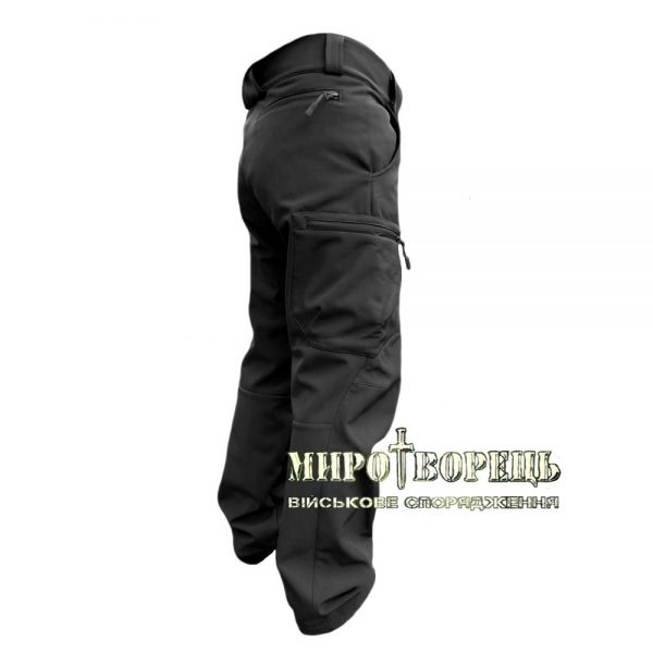 Штани SoftShell 5000H Black