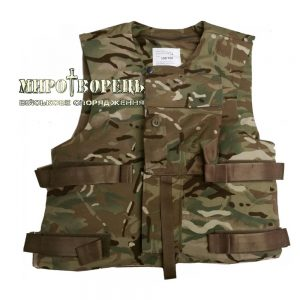 Жилет Cover body armour ECBA AND IS MTP
