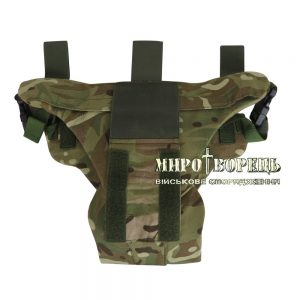 Захист паху TIER 2 PELVIC PROTECTION MTP Британія